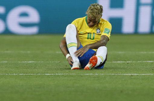 Brasiliens Neymar muss Training abbrechen – Einsatz in Gefahr?