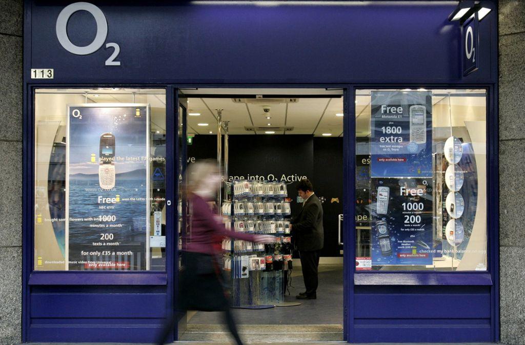 Panne beim Mobilfunkanbieter O2 (Symbolbild). Foto: AP Photo