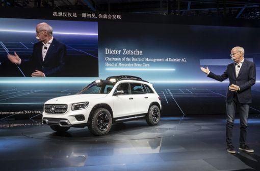 Deutsche Autobauer setzen auf schnelle Erholung in China