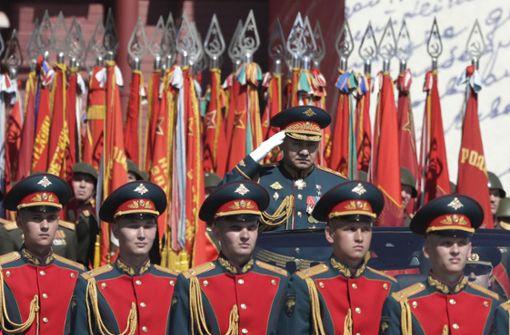 Russischer Soldat muss mehr als 24 Jahre  in Haft