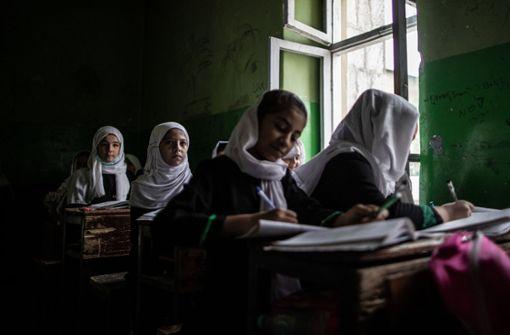 Keine Frauen mehr an der Universität von Kabul zugelassen
