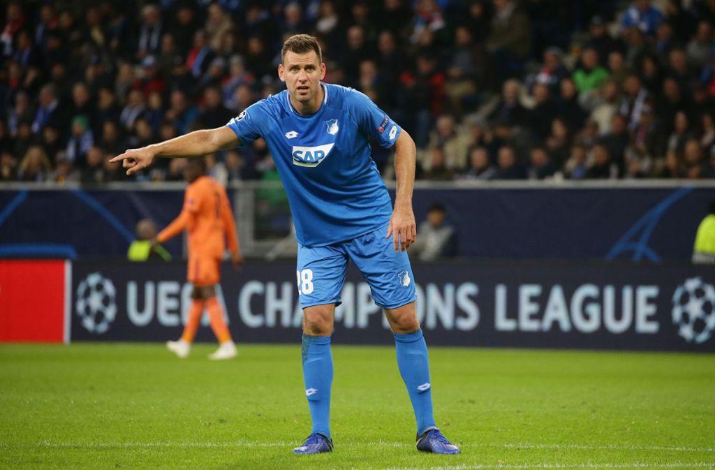 Muss in Hoffenheim harten Konkurrenzkampf fürchten: Adam Szalai. Foto: Baumann