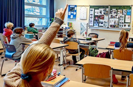 Sorgen wegen der Testpflicht an Schulen
