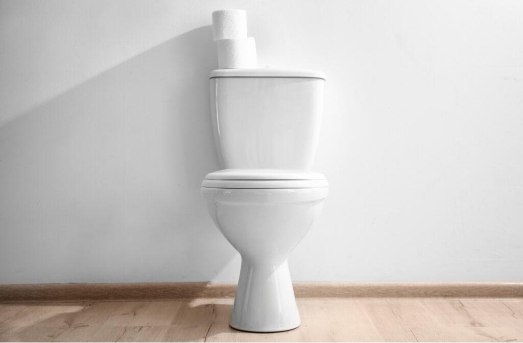 Verkalkungen im Spülkasten verursachen oft Probleme. So reinigen und entkalken Sie Ihren WC-Spülkasten. Foto: New Africa / Shutterstock.com