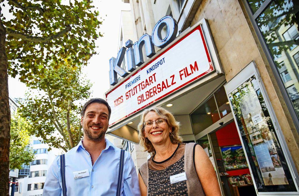 Jan Siegert und Hilde Rutsch koordinieren die Selbsthilfegruppen. Foto: Lg/Leif Piechowski