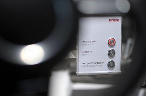 Autozulieferer baut 2000 Arbeitsplätze ab