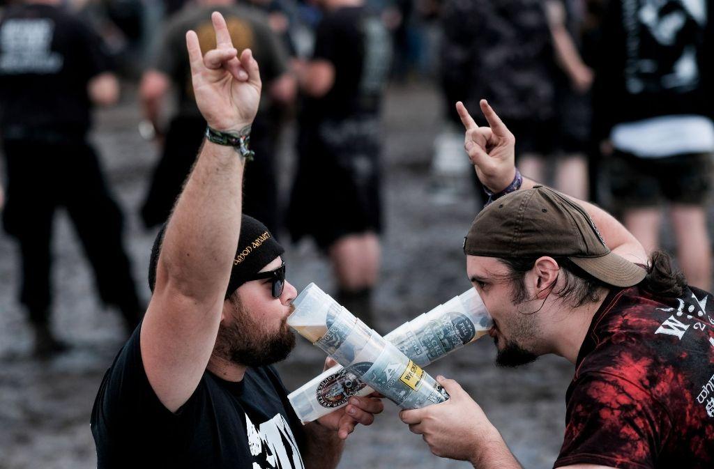 Die Fans von Wacken dürfen sich auf Alice Cooper und Megadeth freuen. Foto: dpa
