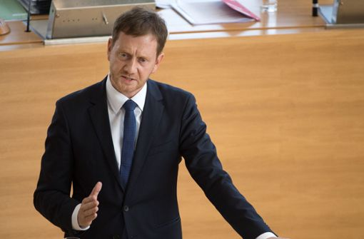 "Ministerpräsident Kretschmer: ""Es gab keine Hetzjagd"""
