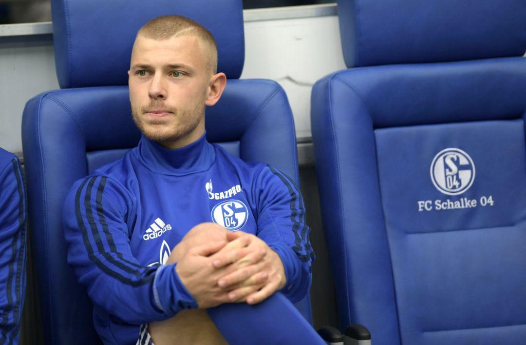 Max Meyer spielte von 2009 bis 2018 bei den Schalkern, ehe er zu CrystalPalace nach London wechselte. Foto: dpa/Ina Fassbender