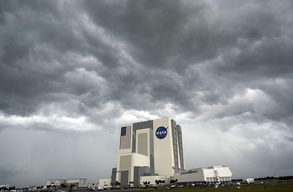 Das Wetter lässt einen sicheren Start nicht zu. Foto: dpa/David J. Phillip