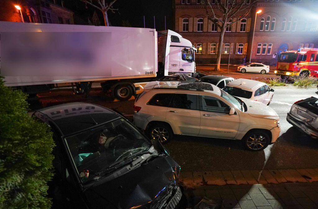 Die Hintergründe der Tat in Limburg sind weiter unklar. Foto: AFP/THORSTEN WAGNER