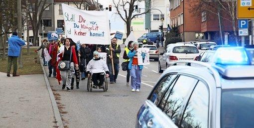Heftige Kritik an  Pflege in Krankenhaus