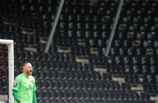 Gespaltene 3. Liga kämpft wieder um Punkte