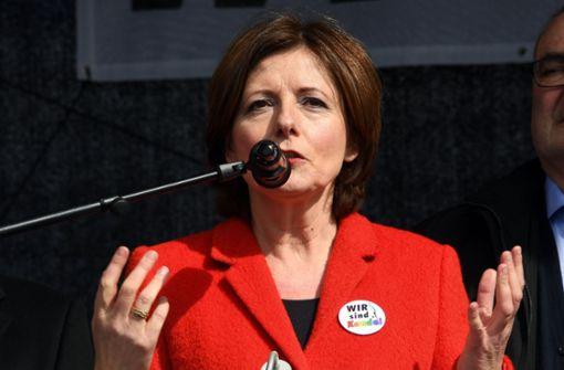 Ministerpräsidentin Dreyer für Entlassung von Maaßen