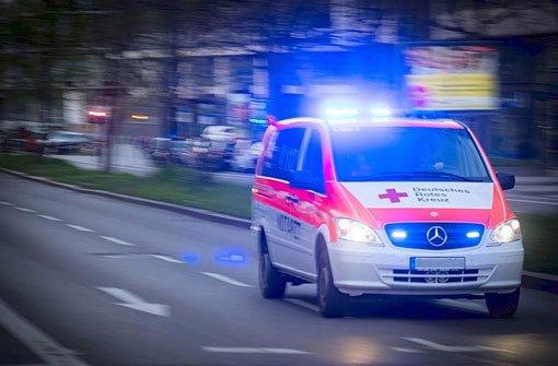 Kind von Auto erfasst und schwer verletzt