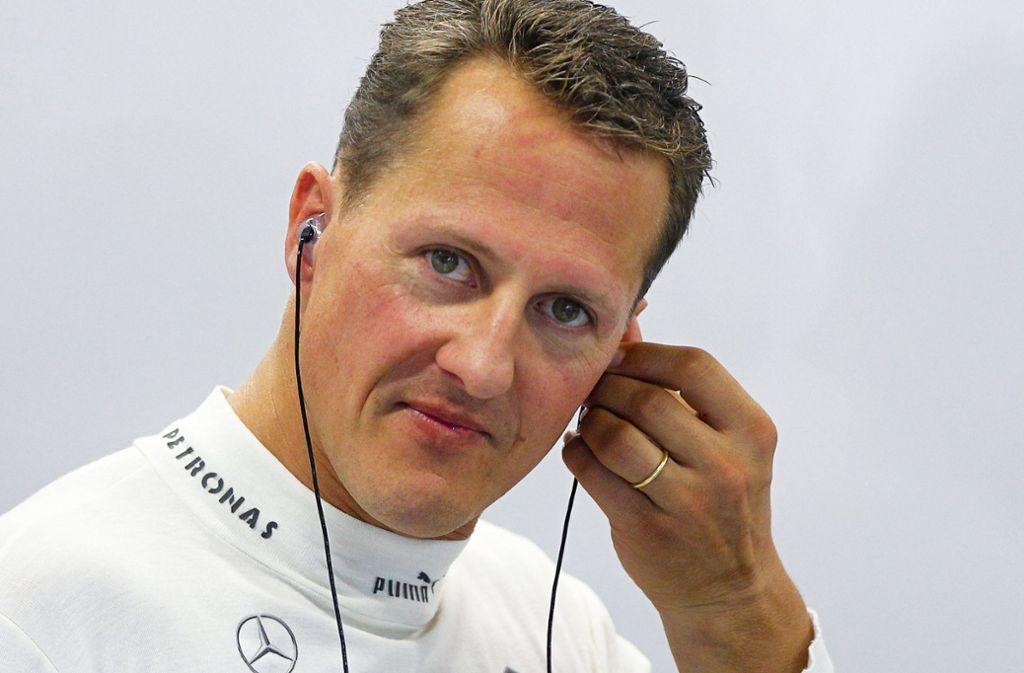 Die Kartbahn in Kerpen in Nordrhein-Westfalen gehört zum Großteil Michael Schumacher. Foto: dpa