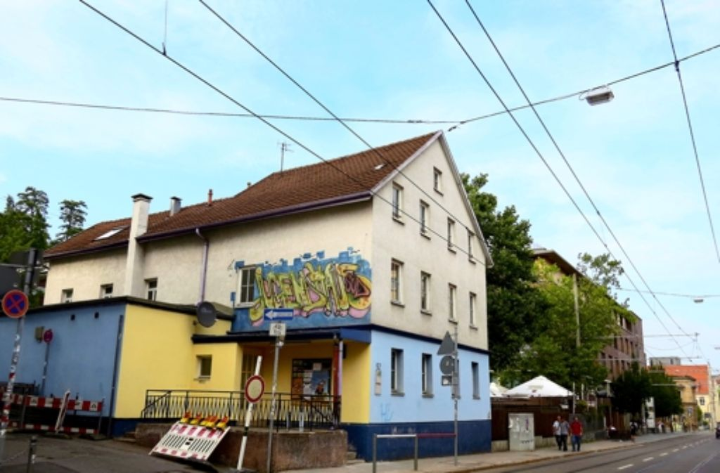 Storycaching ist ein Projekt des Heslacher Jugendhauses Foto: Heike Armbruster
