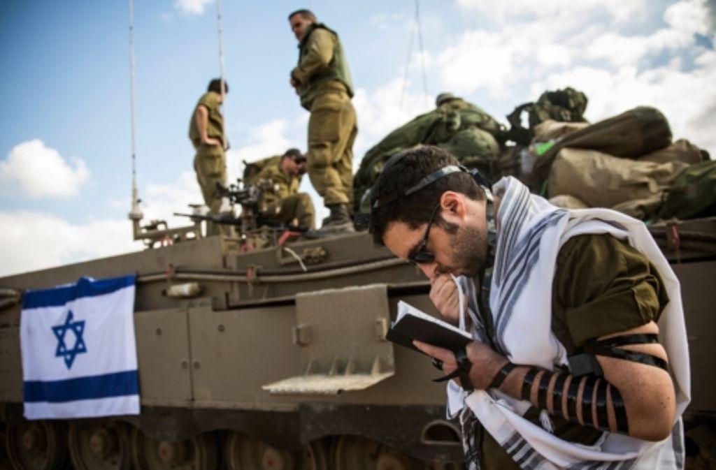 Israel will trotz steigender Opferzahlen seine Offensive im Gazastreifen ausweiten. Foto: Getty Images Europe