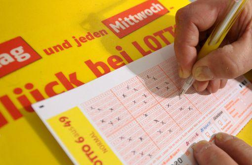 Lotto-Spieler gewinnt fast elf Millionen Euro