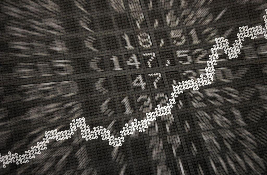 Viele Finanzinstitute verzeichnen während der Corona-Krise eine steigende Zahl von Depot-Eröffnungen. Foto: dpa/Daniel Reinhardt