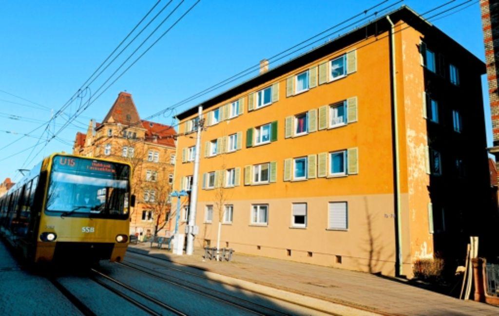 Wird man in der Muster-City  günstig wohnen können, wenn schon heute im Nordbahnhofviertel  die Mietpreise anziehen? Foto: dpa