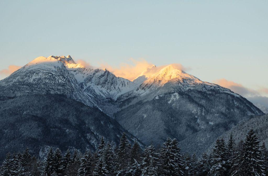 Das Unglück passierte in den Lechtaler Alpen. (Symbolbild) Foto: Shutterstock