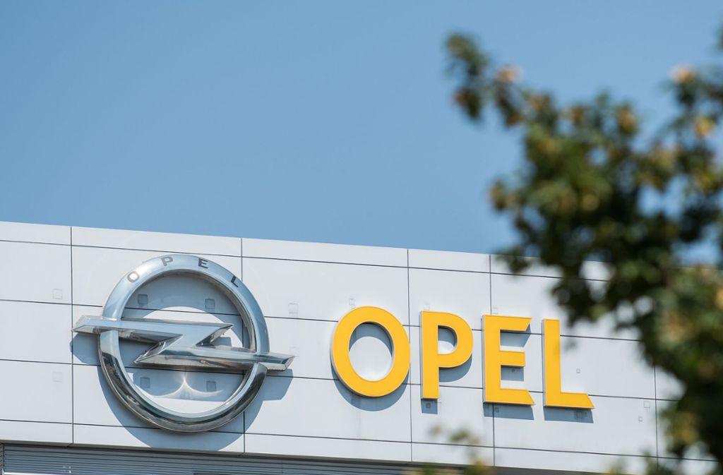 Die Beschäftigten bei Opel haben dem Sanierungsvertrag zugestimmt. Foto: dpa