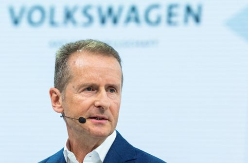 Krachende Niederlage für den VW-Chef