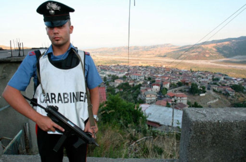 Wer die Mafia nur in Italien sucht, wird eines Besseren belehrt. Laut Sigurd Jäger vom Landeskriminalamt leben von bundesweit 450 Personen mit mutmaßlichem Bezug zur Mafia rund 150 im Südwesten. (Symbolfoto) Foto: dpa