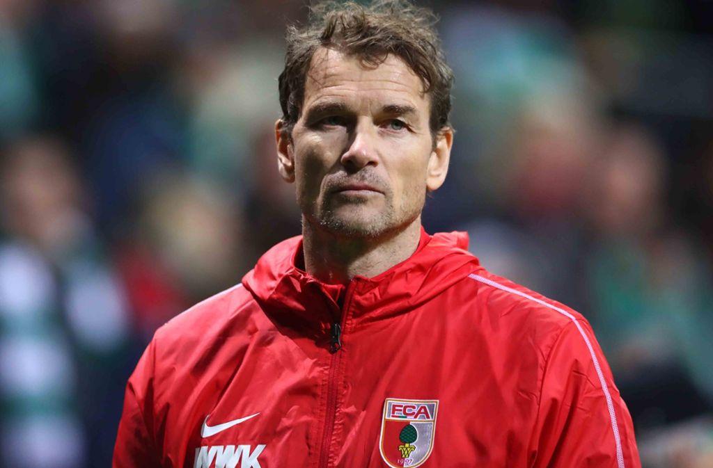 Jens Lehmann ist nicht mehr für den Bundesligisten FC Augsburg tätig. Foto: Bongarts