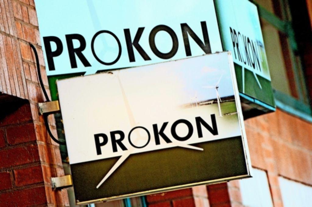 Das insolvente  Windkraftunternehmen Prokon hat rund 75000 Genussrechteinhaber. Foto: dpa
