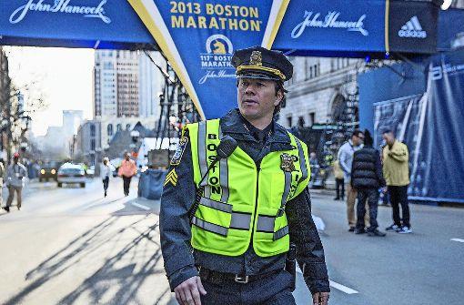 Bomben beim Marathon