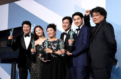 "Südkoreanischer Film ""Parasite"" triumphiert bei SAG-Awards"