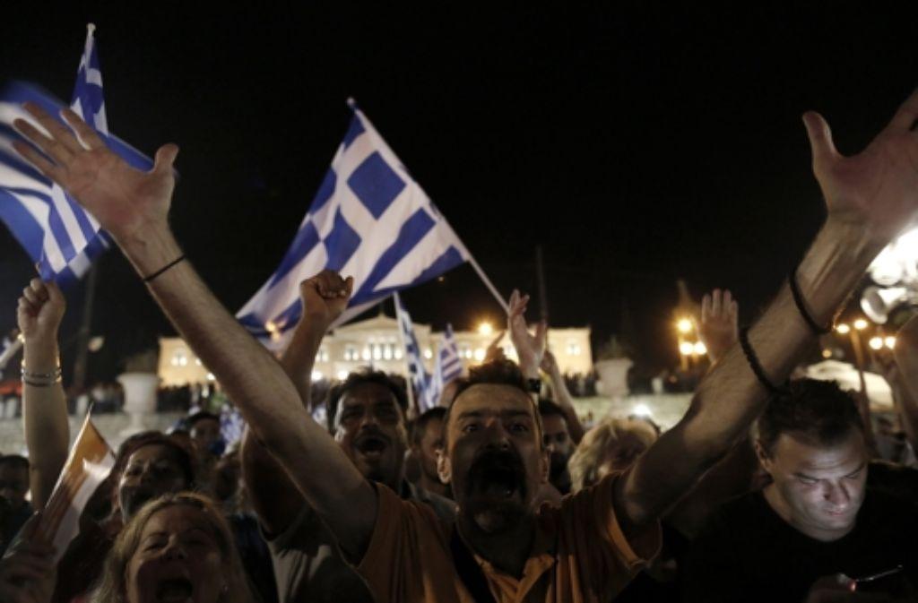 Das klare Wahlergebnis ist ein herber Rückschlag auf dem Weg zu einer wieder stabilen Eurozone. Foto: dpa