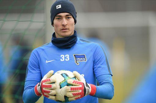 Torhüter Jonathan Klinsmann wechselt in die Schweiz