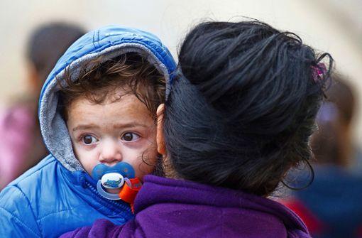 Flüchtlinge im Haus unerwünscht