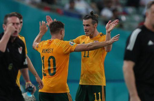 Gareth Bale und Aaron Ramsey überragend – Türkei vor EM-Aus