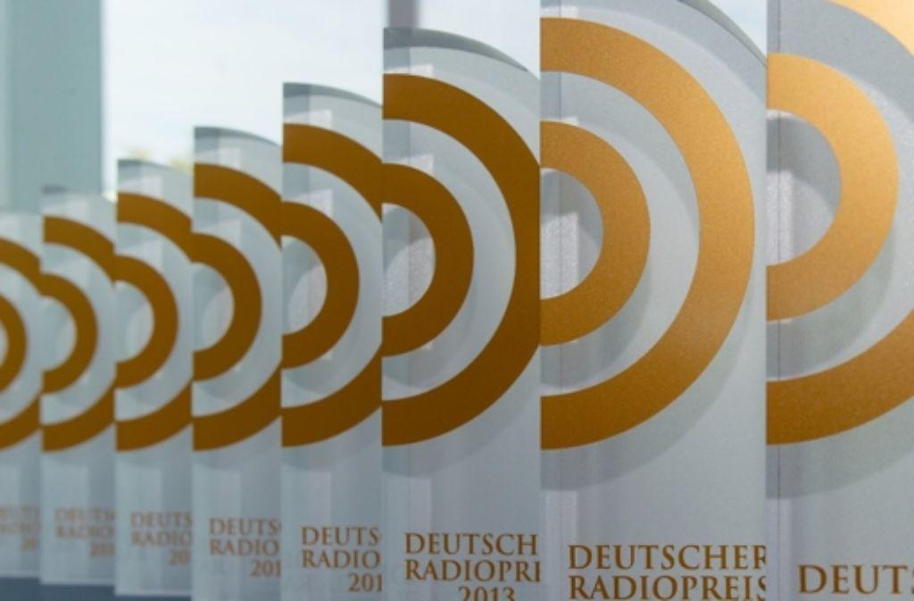 Beim Deutschen Radiopreis diskutiert die  Branche auch  über Innovationen und Perspektiven für die Zukunft. Foto: dpa
