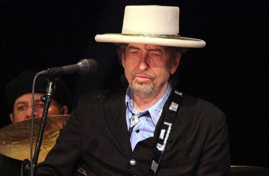 Bob Dylan gilt als exzentrischer Künstler. Foto: dpa