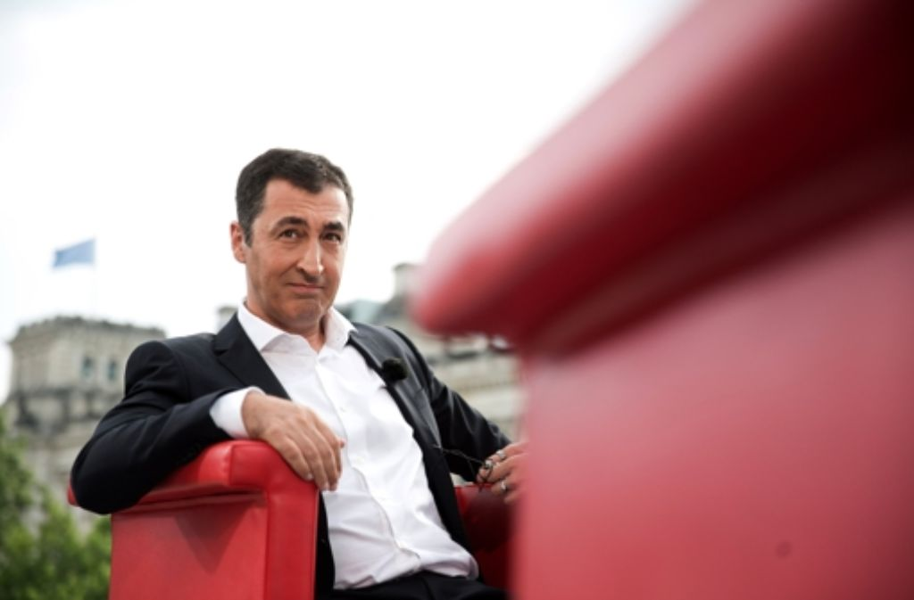 Cem Özdemir steht unter Beobachtung der Staatsanwaltschaft. Foto: dpa