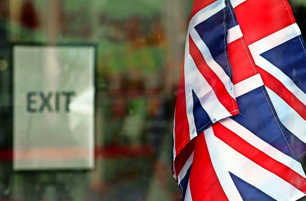 Die Unsicherheit wegen des Brexits hat bereits handfeste Folgen für deutsche Unternehmen: So sind die Autoexporte nach Großbritannien gesunken. Foto: dpa-Zentralbild