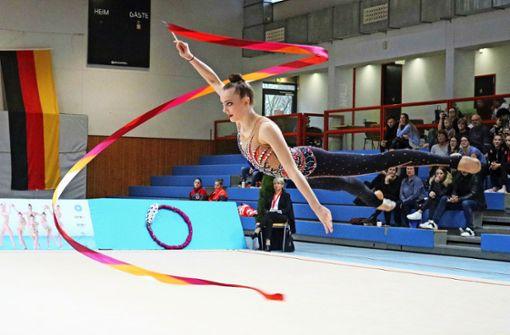 Margarita Kolosov überflügelt die Konkurrenz