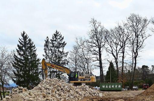 Kostenexplosion beim Waldheim-Neubau