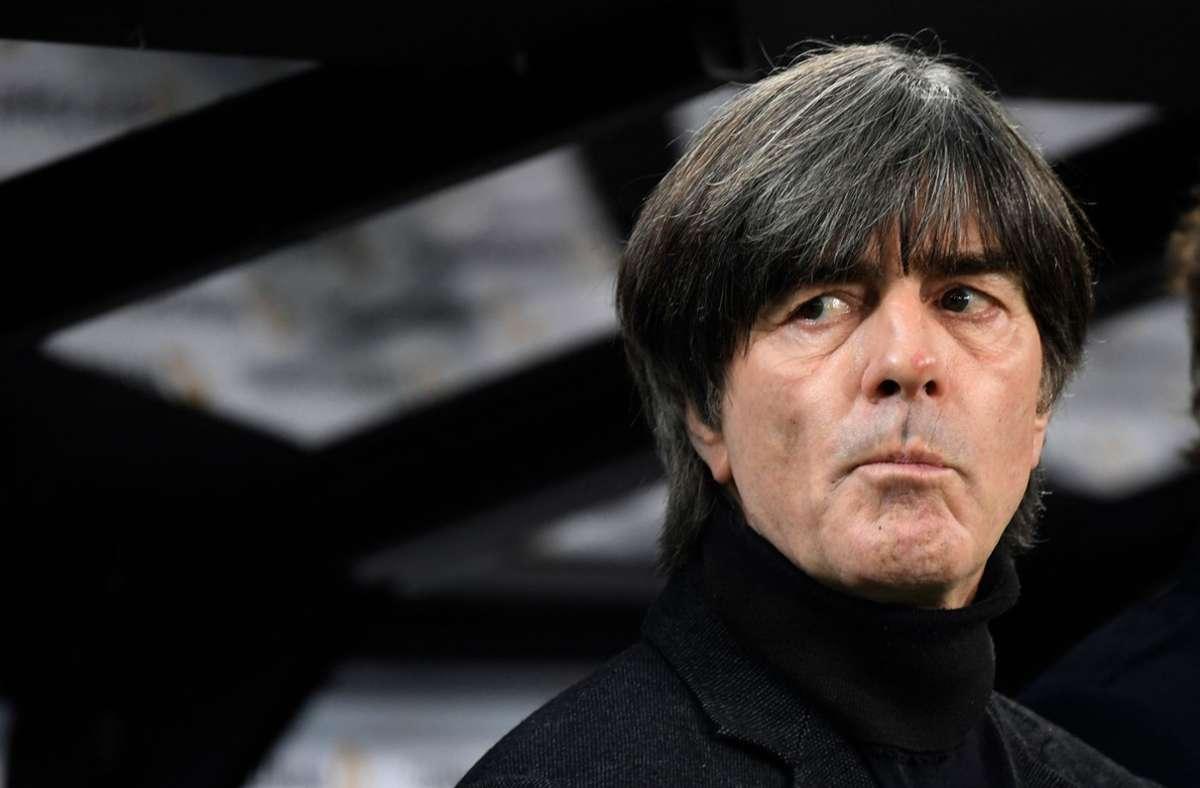 Bundestrainer Joachim Löw. (Archivbild) Foto: AFP/INA FASSBENDER
