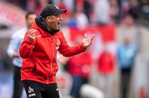 1. FC Köln trennt sich von Trainer Markus Anfang