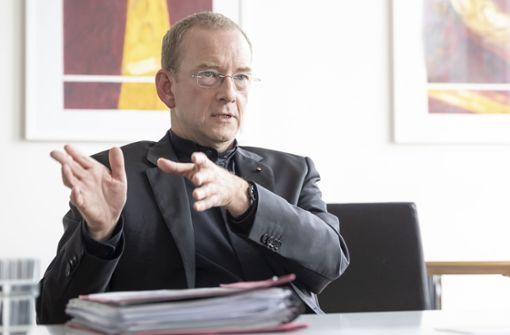 Stadtdekan Hermes bleibt in Stuttgart