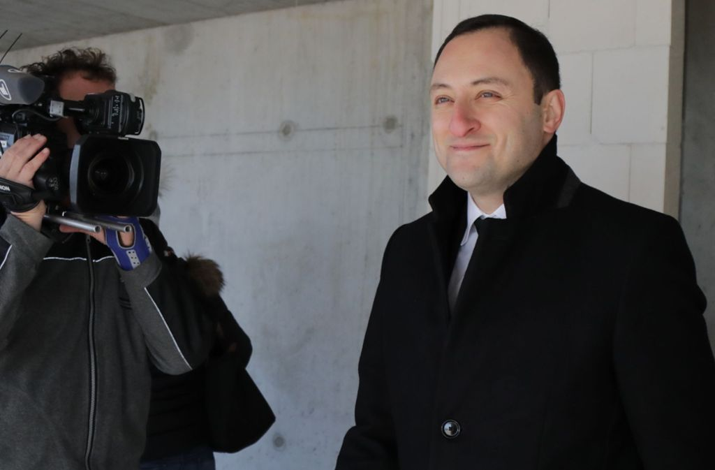 Rechtsanwalt Ilkin Bananyarli tritt in Fellbach wieder ins Rampenlicht. Foto: Archiv (Patricia Sigerist)