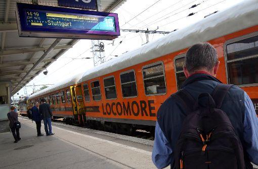 Tickets von Locomore sind sehr gefragt