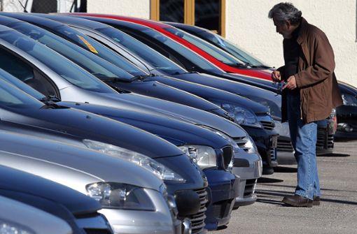 Autofahrer müssen mehr Kfz-Steuer zahlen