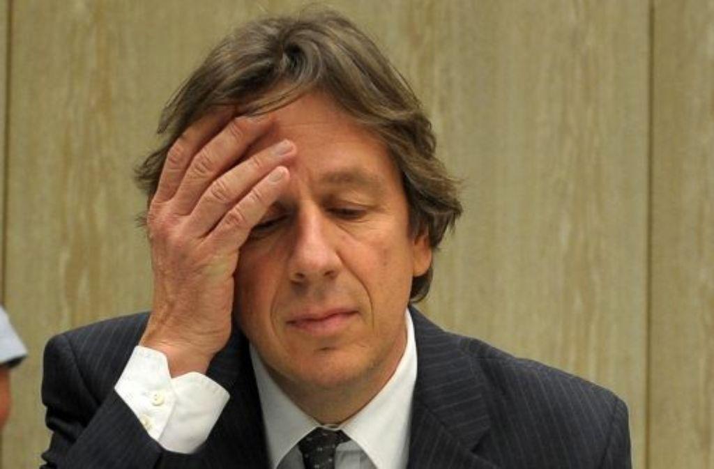 In einem Interview mit Der Zeit hat sich Jörg Kachelmann zum ersten Mal nach seinem Freispruch öffentlich geäußert. Foto: dpa